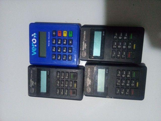 Vendo maquina de cartão Mobile