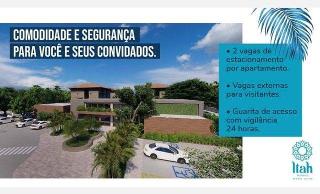 Flat com 2 dormitórios à venda, 56 m², térreo por R$ 630.000 - Praia Muro Alto, piscinas n - Foto 4