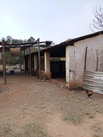 Chácara 20mil m2, 2 Casas Simples, 2 Dormitórios, Pasto, Lago com Peixes, Chiqueiro, Ranch - Foto 9