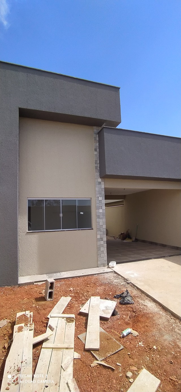 Bela casa 3/4 sendo1 suíte, no Buriti Sereno em Aparecida de Goiânia. - Foto 20
