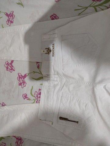 Calça jeans da handara, tam.42, cintura normal. Some nova - Foto 5
