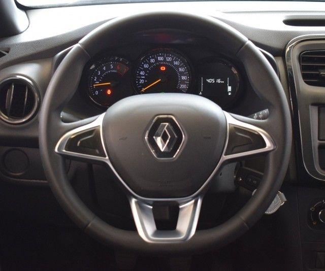Renault Sandero 1.0 12V SCE FLEX LIFE MANUAL - Foto 4
