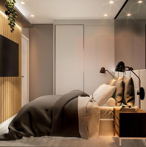 Apartamento em Cajuru, Curitiba/PR de 29m² 2 quartos à venda por R$ 189.900,00 - Foto 12