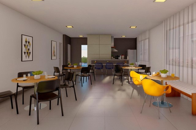 Apartamento em São Pedro, Ribeirão das Neves/MG de 40m² 2 quartos à venda por R$ 126.900,0 - Foto 3