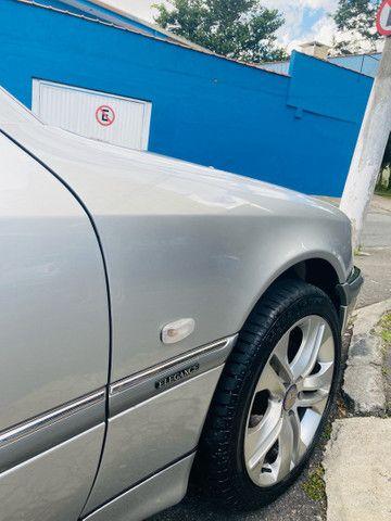 Mercedes C240 A MAIS ZERA aceito troca   - Foto 3