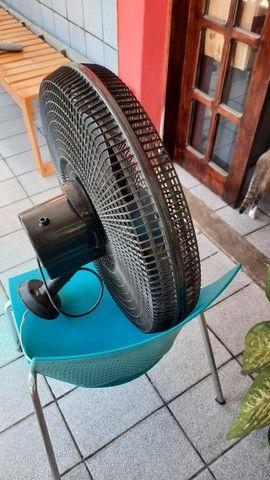 Ventilador parede 60cm loren side - Foto 5