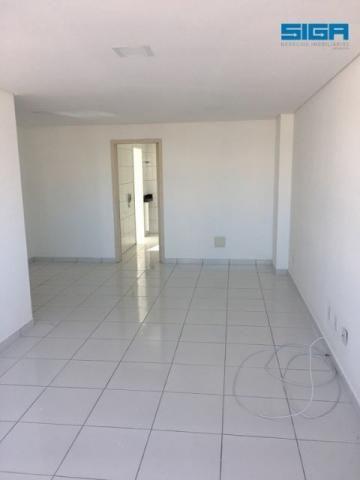 Apartamento 3/4 com armarios em Lagoa Nova