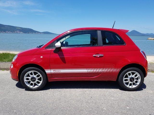 Fiat 500 Cult 1.4 Flex Manual