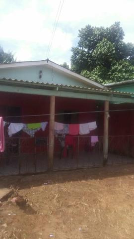 Troco casa em Brasiléia por casa em Rio Branco