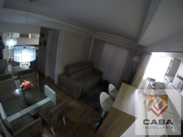 Apartamento no Villagio de Laranjeiras 2 quartos com suíte