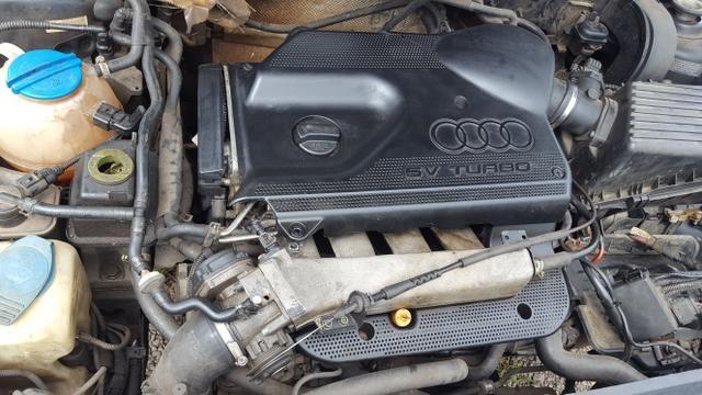 Sucata Audi A3 2004 para retirada de peças - Foto 4