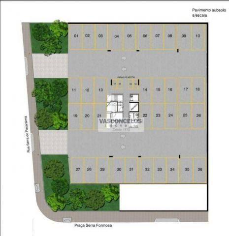 Apartamento à venda, 73 m² por R$ 287.898,00 - Jardim Anhembi - São José dos Campos/SP - Foto 5