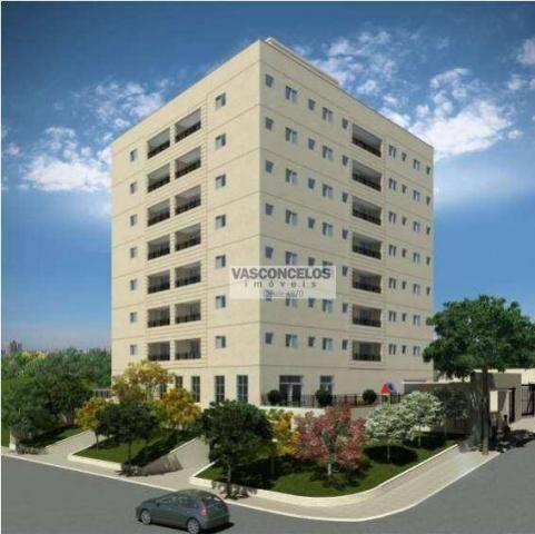 Apartamento à venda, 73 m² por R$ 287.898,00 - Jardim Anhembi - São José dos Campos/SP - Foto 2