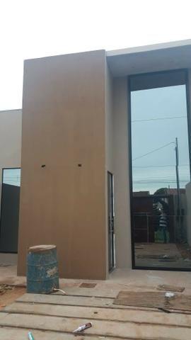 Linda casa com fachada moderna - Marcos Roberto