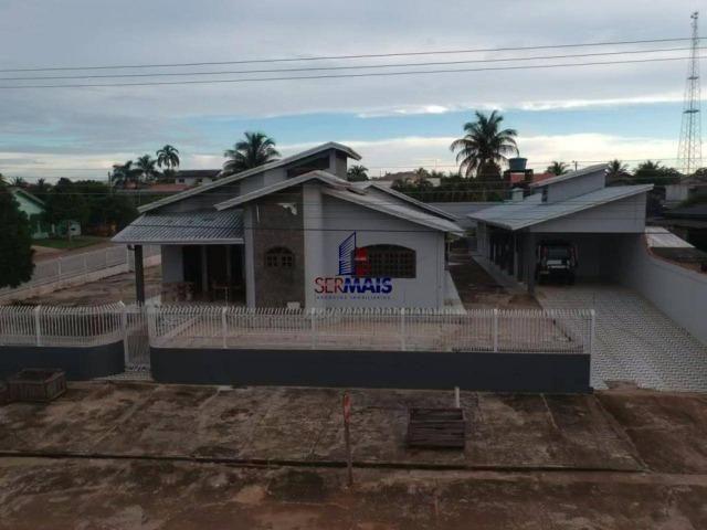 Excelente casa à venda em Nova Brasilândia D`Oeste /RO - Foto 4