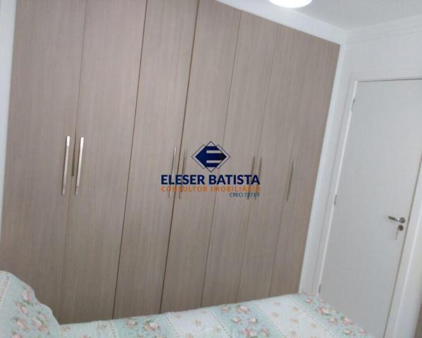Apartamento à venda com 2 dormitórios em Colina de laranjeiras, Serra cod:AP00067 - Foto 10