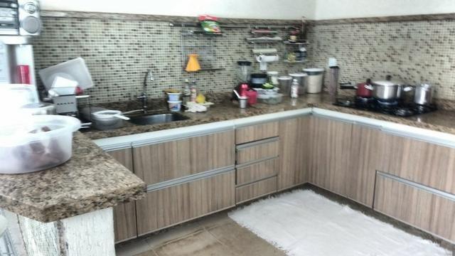 Samuel Pereira oferece: Casa RK 3 Suites Antares Sobradinho Piscina Aquecida Sauna Churras - Foto 18