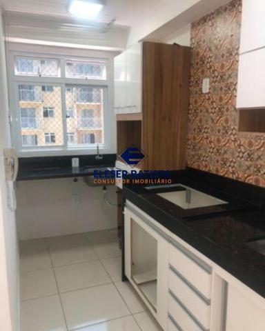 Apartamento à venda com 2 dormitórios em Via sol, Serra cod:AP00042 - Foto 2