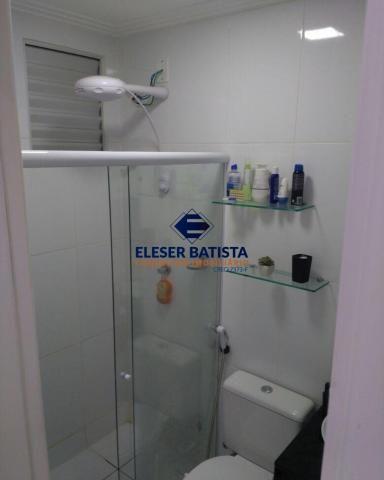 Apartamento à venda com 2 dormitórios em Colina de laranjeiras, Serra cod:AP00067 - Foto 12