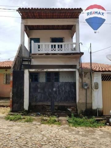 Duas casas no preço de uma à venda por r$ 85.000 - maleitas - paracuru/ce