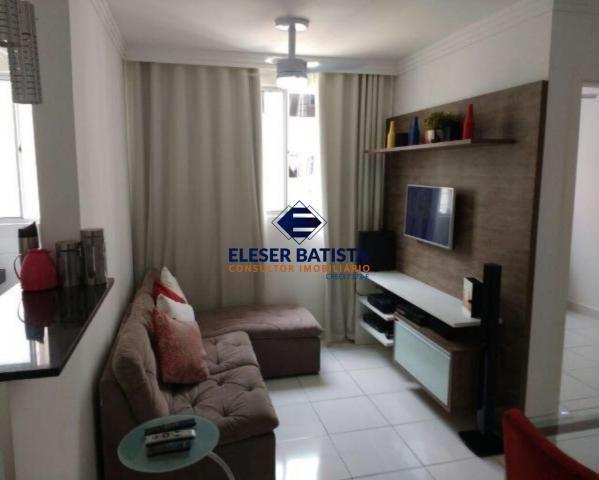 Apartamento à venda com 2 dormitórios em Colina de laranjeiras, Serra cod:AP00067 - Foto 4