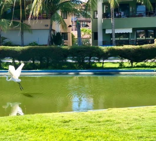 Apto temporada Aquaville 2 suites, próximo Beach Park no Porto das Dunas - Foto 19