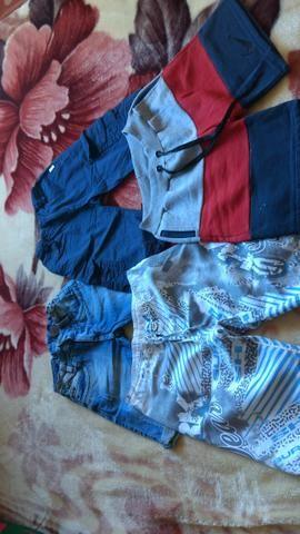 e9ad72f8c7 Vendo lote de roupas de menino - Artigos infantis - Quilombo