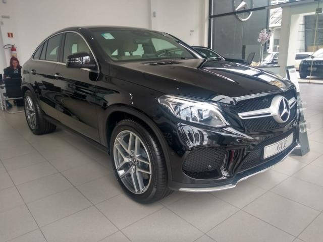MERCEDES-BENZ GLE 400 2018/2019 3.0 V6 GASOLINA HIGHWAY COUPÉ 4MATIC 9G-TRONIC