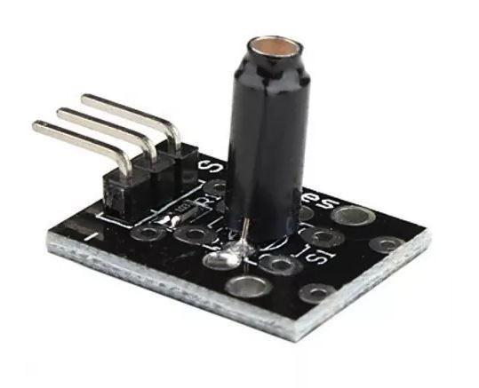 COD-AM76 Módulo Sensor De Vibração E Choque Arduino Pic Robótica
