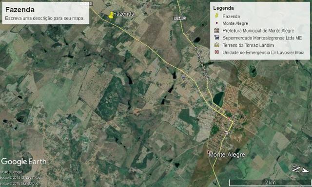Oportunidade de Chácara, com 5,2 ha, há margem da RN 316, em Monte Alegre/RN - Foto 17