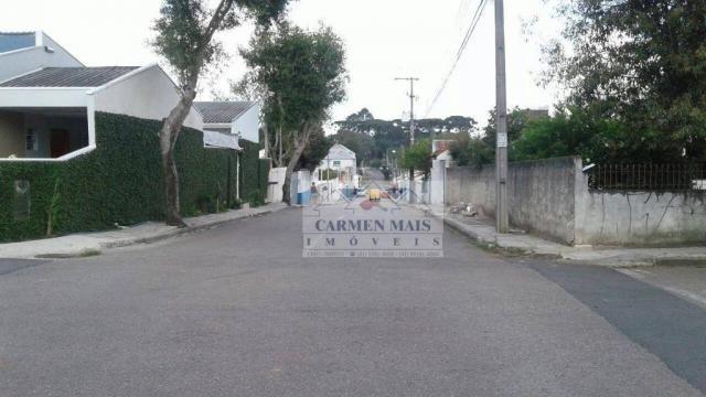 Terreno residencial à venda, afonso pena, são josé dos pinhais. - Foto 8