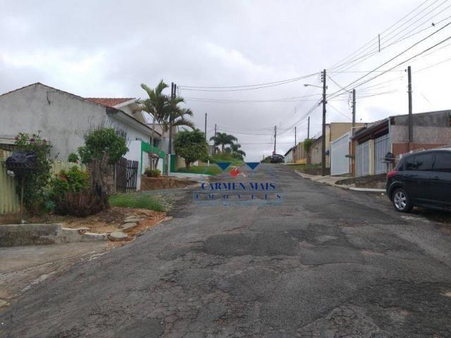 Terreno à venda, 250 m² por r$ 265.000 - santo antônio - são josé dos pinhais/pr - Foto 6