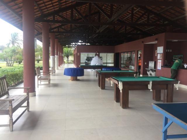 Apto temporada Aquaville 2 suites, próximo Beach Park no Porto das Dunas - Foto 18