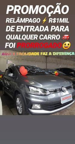 Últimos DIAS!! R$1MIL DE ENTRADA(CROSSFOX 1.6 2015)