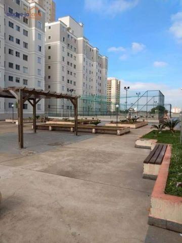 Lindo apartamento com 2 dormitórios à venda, 47 m² por r$ 195.000 - palmeiras de são josé  - Foto 2