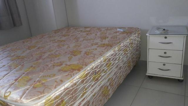 Apartamento Sala/Quarto Mobiliado, Locação na Ponta D'Areia, 2 Vagas Garagem - Foto 10