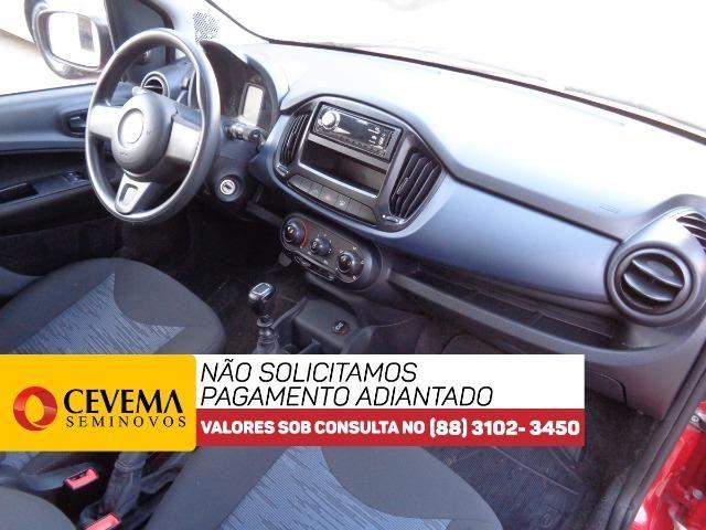 Fiat Uno Drive 1.0 - Vermelho - Foto 10