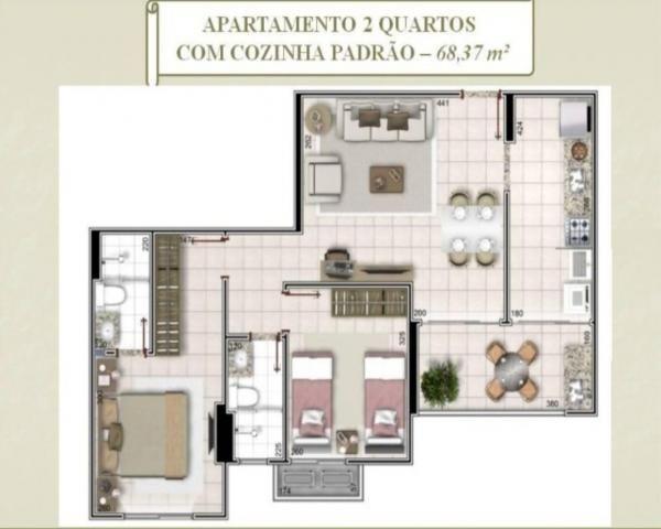 Venda apartamento edifício solar campinas em goiânia on line 62. 999.459.921