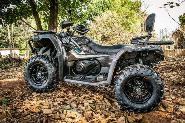 Quadriciclo 4x4 CForce 520L Automático Gasolina - Foto 6