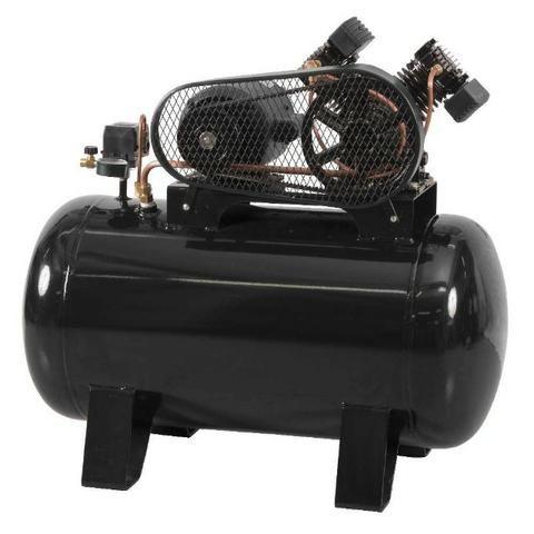 Compressor de Ar Schulz CSV 10 pés 100 Litros PRO - 110 Volts - Foto 2