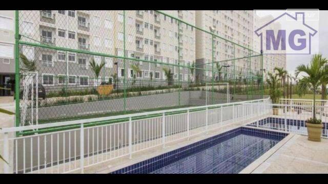 Apartamento com 2 dormitórios para alugar por r$ 850/mês - glória - macaé/rj - Foto 14