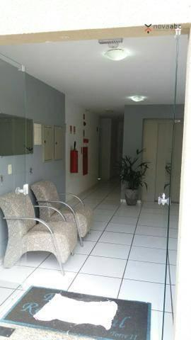 Apartamento para alugar, 47 m² por R$ 1.200,00/mês - Vila João Ramalho - Santo André/SP - Foto 8