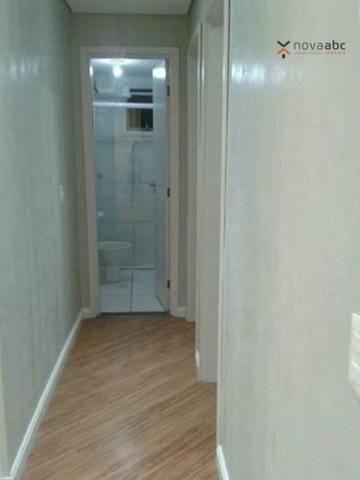Apartamento para alugar, 47 m² por R$ 1.200,00/mês - Vila João Ramalho - Santo André/SP - Foto 4