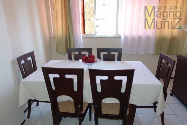 Edifício Dra. Risalva - Apartamento residencial à venda, Papicu, Fortaleza. - Foto 6