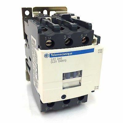 Contator Telemecanique Lc1d40m7 18.5kw