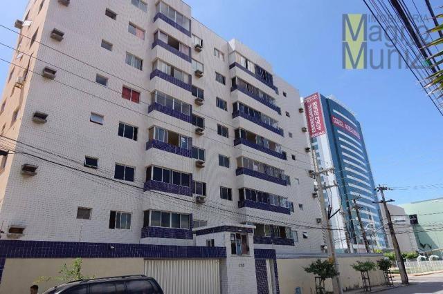 Edifício Dra. Risalva - Apartamento residencial à venda, Papicu, Fortaleza. - Foto 2