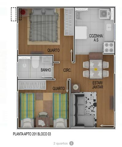 JG. Apartamentos com promoções em Morada de Laranjeiras no Minha Casa Minha Vida! - Foto 18