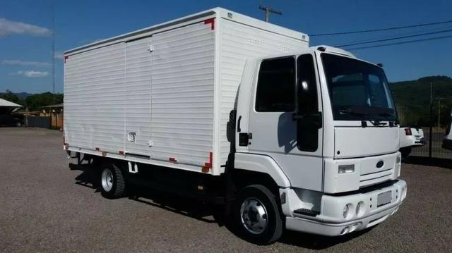 Ford Cargo 816, Baú