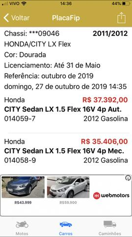 Honda City 1.5 - Foto 8