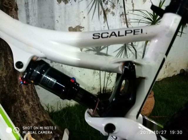Bicicleta Cannondale Scapel aloy 5 - Foto 4